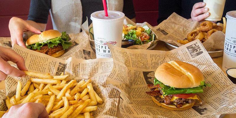 De Bakkers Combinatie – Wayback Burgers