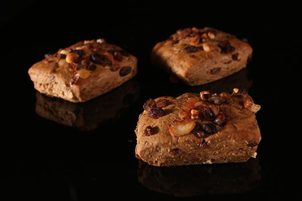 De Bakkers Combinatie – Care notenrozijnen (bio)