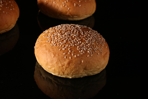 De Bakkers Combinatie – Hamburgerbol Sesam