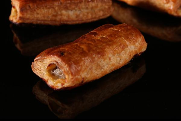 De Bakkers Combinatie – Saucijzenbroodje (bio)