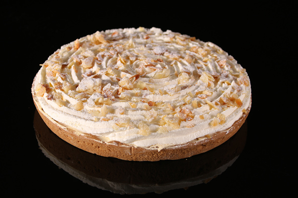 De Bakkers Combinatie – Almond vlaai