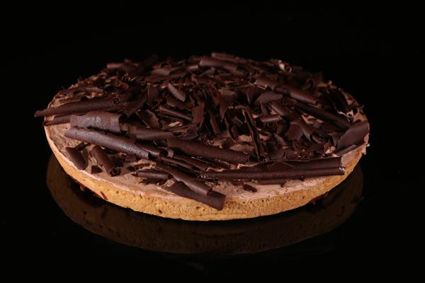 De Bakkers Combinatie – Chocolade vlaai