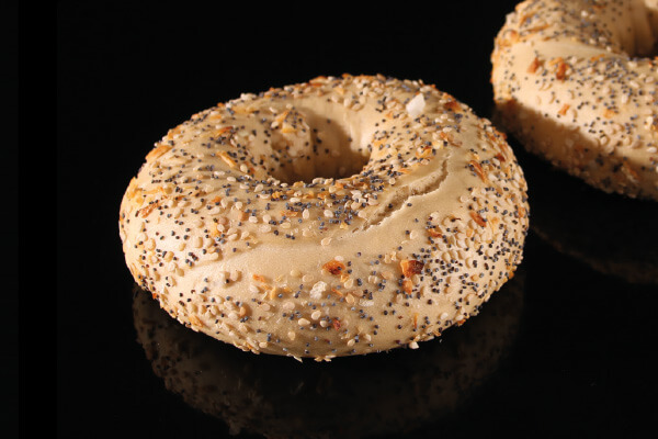 De Bakkers Combinatie – Bagel everything