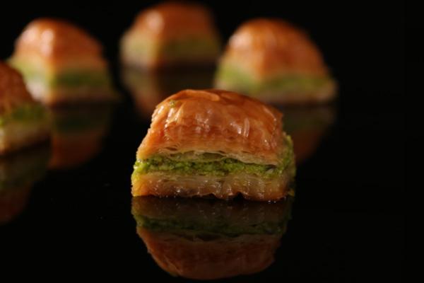 De Bakkers Combinatie – Baklava (notenmix)