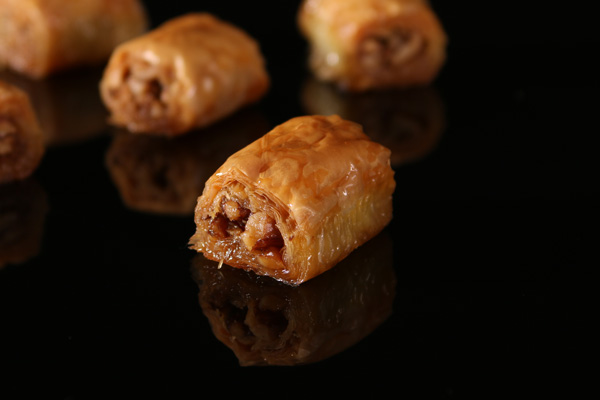 De Bakkers Combinatie – Baklava (walnoot)