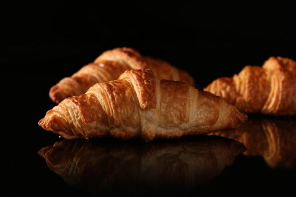 De Bakkers Combinatie – Roomboter croissant (bio)