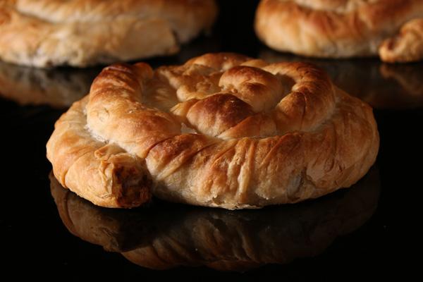 De Bakkers Combinatie – Borek (spinazi)