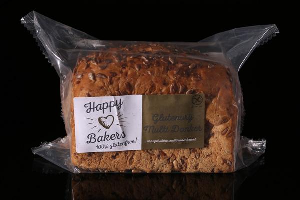 De Bakkers Combinatie – Glutenvrij meerzaden donker