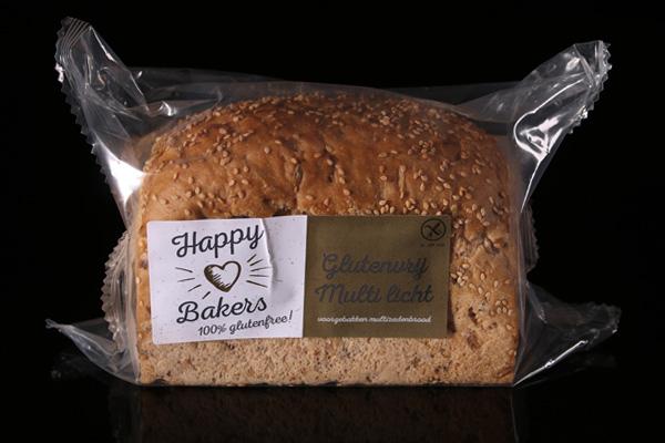 De Bakkers Combinatie – Glutenvrij meerzaden licht