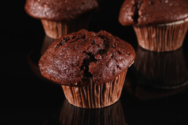 De Bakkers Combinatie – Muffin chocolate (crown)