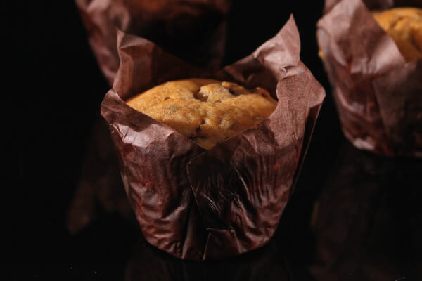 De Bakkers Combinatie – Muffin blueberry (tulp)