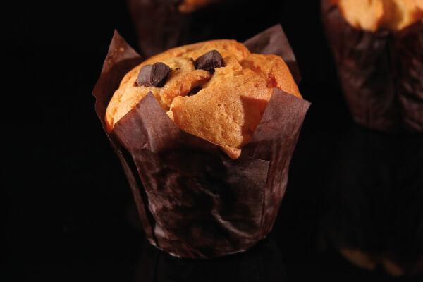 De Bakkers Combinatie – Muffin vanilla/chunck (tulp)