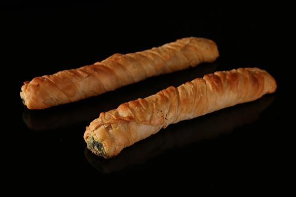 De Bakkers Combinatie – Sigara (spinazi)