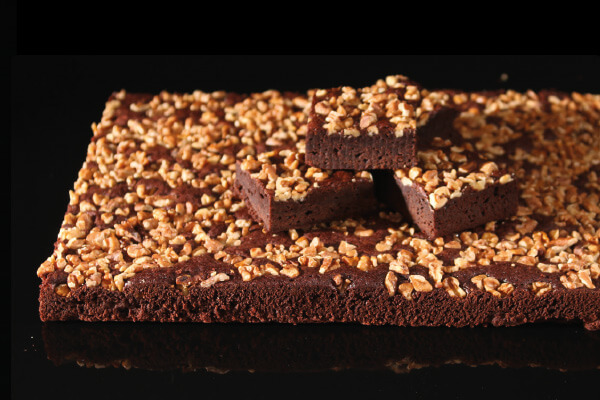 De Bakkers Combinatie – Brownie walnoot
